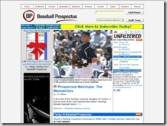www.baseballprospectus.com